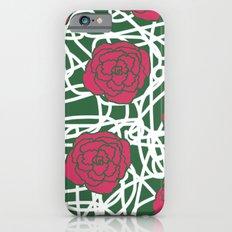 ROSE SQUIGGLE iPhone 6s Slim Case