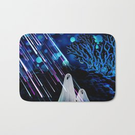 Your friendly childhood ghosts Bath Mat
