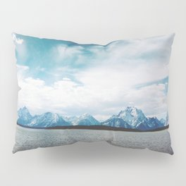 Dreaming of Mountains and Sky Pillow Sham
