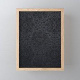 arabic style Framed Mini Art Print