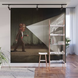 projection Wall Mural