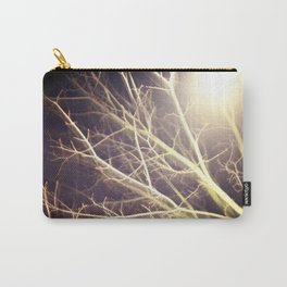TREE AT NIGHT Carry-All Pouch