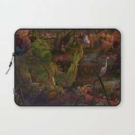 Ode to The Green Laptop Sleeve