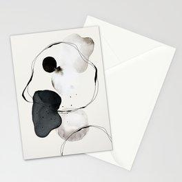 Contemporary Art, Minimalistic  Stationery Cards