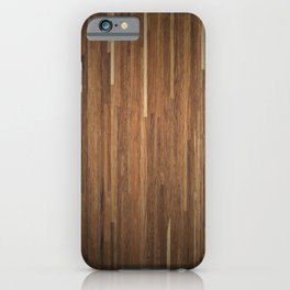 Wood #2 iPhone Case