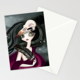 The Witching Hour Stationery Cards