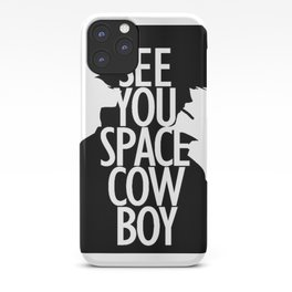 Cowbow Bebop - See You Space Cowboy 2 iPhone Case