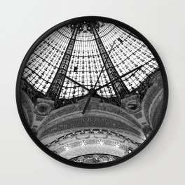 A Real Department Store - Look Up Wall Clock