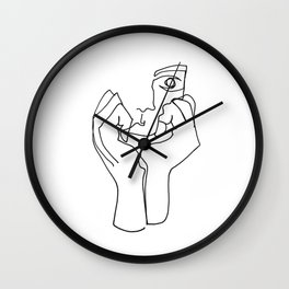JOANNE Wall Clock