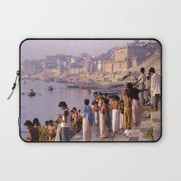 Varanasi India Laptop Sleeve