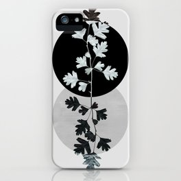 Geometry and Nature II iPhone Case