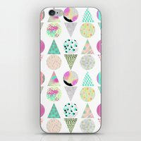 psychedelic iPhone & iPod Skins featuring Psychedelic by Catalina Montaña