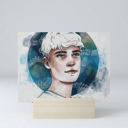 Sander Driesen / WTFock Mini Art Print
