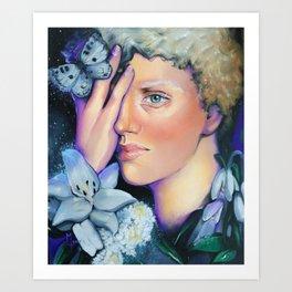 Adolescent Art Print