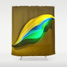 IC Shower Curtain
