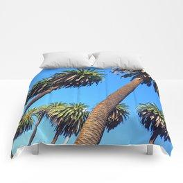 Peaceful Palms Comforters