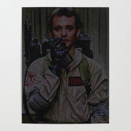 Venkman: Ghostbusters Screenplay Print Poster