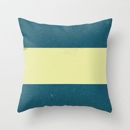 Vintage Flag Throw Pillow