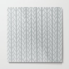 Weaves I Metal Print