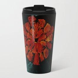 The Dangerous Flower Travel Mug