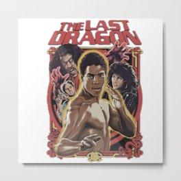 Last dragon Metal Print