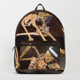 Dancing Skeletons Backpack