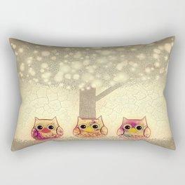 owl-222 Rectangular Pillow