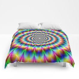 Trippy Stoner Comforters