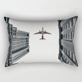 City Calm Down Rectangular Pillow