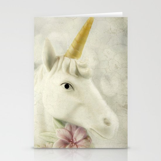 Unicorn Dreams Stationery Cards