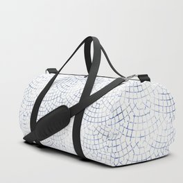 MOSAIC SCALLOP Duffle Bag