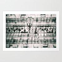 vienna Art Prints featuring Vienna by Ay Karamela!