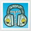 Musical Prodigy by lilbudscorner