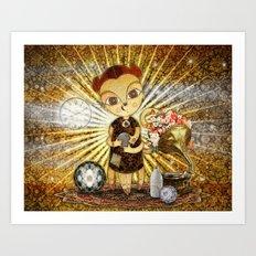 Kathya Art Print