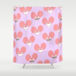 mau5 friends Shower Curtain