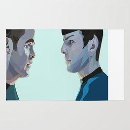 Space Husbands Rug