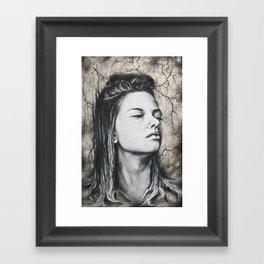 21 Nights Framed Art Print