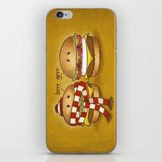 Fast Food Phonics iPhone & iPod Skin