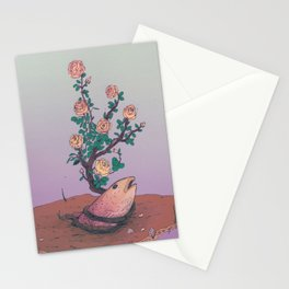 Premium Natural (3)  Stationery Cards