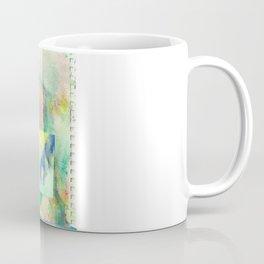 8 Penny the Pink Elephant Coffee Mug