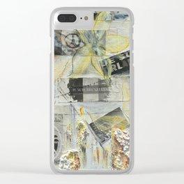 Je Suis Clear iPhone Case