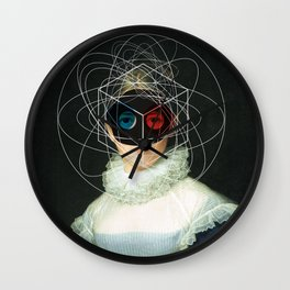 Another Portrait Disaster · G2 Wall Clock