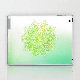 Aum lotus Laptop & iPad Skin