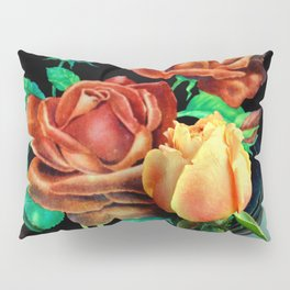 A Tin Type Pillow Sham