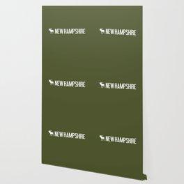 New Hampshire Moose Wallpaper