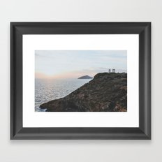 Greece IV Framed Art Print