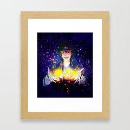 Clay Terran-Ace attorney Duel Destinies Framed Art Print