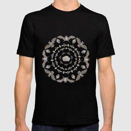 Bats Mandala T-shirt