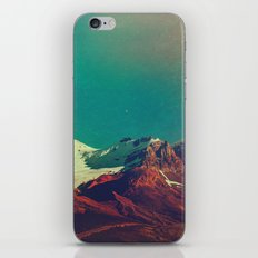 Dark Corners & Mountain Tops. iPhone Skin