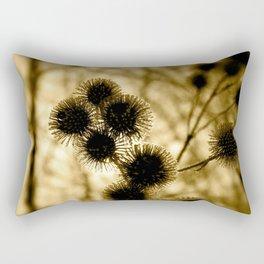 I Seem To Be Mistaken Rectangular Pillow